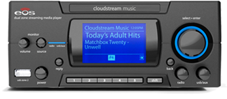 streaming music player